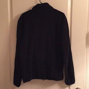 Men's Uniqlo Full Zip Black Fleece, size M
